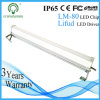 AluminiumHousing 1.2m Waterproof 40W LED Tri-Proof Light für Tunnel