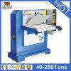 Máquina hidráulica da imprensa do calor para o couro (HG-E120T)