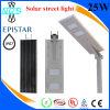 Luz de calle solar al aire libre solar caliente del alumbrado público LED