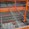 パレットラックのための電流を通された溶接された金網