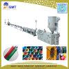 Extrusora plástica do duto de cabo da tubulação do núcleo do silicone do HDPE que faz a máquina
