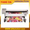 폴리에스테 t-셔츠 직물 롤 인쇄를 위한 직물 디지털 승화 인쇄 기계
