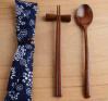 Деревянные красивейшие полезные дешевые палочка и ложка