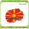 カスタマイズされたホーム装飾のギフト常置冷却装置磁石の記念品マケドニア(RC-OR)