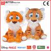 Tigre suave de la felpa de los juguetes para los cabritos del bebé