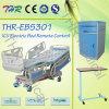 Кровать стационара Thr-Eb5301 медицинская электрическая с чтениями веса