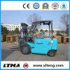 Chariot élévateur hydraulique électrique de 3.5 tonnes avec la hauteur de levage de 6m