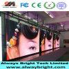 Pared al aire libre del vídeo de la visualización de LED de China SMD2727 P6