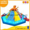Het Spel van het Vermaak van het Park van het Water van de octopus Opblaasbaar voor Jonge geitjes (AQ01733)