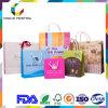 Fabrik fertigen Luxuxpapierhandtaschen für das Einkaufen kundenspezifisch an
