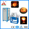 De middelgrote Smeltende Oven van de Inductie van de Frequentie Overhellende voor Aluminium (jlz-110)
