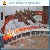 省エネの広い電圧範囲の高周波誘導加熱ろう付け機械