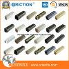 Flansch-Dichtungs-Wasser-Pumpe Aramid PTFE Verpackungs-Faser-Fiberglas-Kern-Exporteur-Komprimierung-Verpackung
