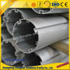 Aluminiumstrangpresßling-Profil anodisiertes Aluminiumrohr
