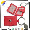 가죽 열쇠 고리 (주문 가죽 또는 PU 사진 프레임 열쇠 고리)