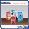 Personnaliser les produits de beauté en plastique empaquetant le cadre