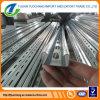 Fabrik-Preis-Galvano galvanisierte gekerbten Kanal