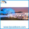 Tenda trasparente di alluminio di lusso della tenda foranea di cerimonia nuziale di alta qualità
