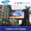P6 HD 3 em 1 diodo emissor de luz Board de Full Color Rental Outdoor