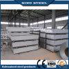 Hoja de acero revestida galvanizada Z100 aprobada CE del cinc de Dx51d