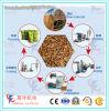 Silvicultura Waste Wheat Straw Granulator Make Pellet Energy