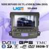 Jugador del coche DVD GPS para el Outlander de Misubishi (SD-6060)