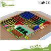 Kind-kommerzielle im Freien modulare Trampoline für den Vergnügungspark verwendet, Handelstrampoline-Park