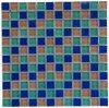 Mosaico di vetro della piscina (M8CB1112)
