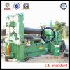W11S-50X4000 3-Roller hidráulico Steel Plate Bending e Rolling Machine