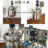 Malaxeur de mélange de réservoir d'émulsification électrique sanitaire d'acier inoxydable