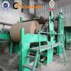 Papel de Kraft que recicla la cadena de producción reciclada de máquina de la fabricación de papel precio
