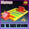 De opblaasbare Voetbal van de Zeep, het Gebied van het Voetbal van het Water (lilytoys-voetbal-063)