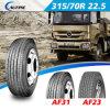 Radial de camiones y autobuses de los neumáticos (205 / 75R17.5, 215 / 75R17.5, 225 / 75R17.5)