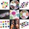 Neues Nagel-Kunstrhinestones-Funkeln-Acryldekoration-Maniküre-Rad