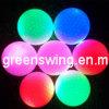 Boules de golf de clignotant en gros de l'usine LED