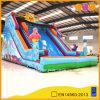 Corrediça enorme inflável do uso comercial para os miúdos (AQ09193-3)