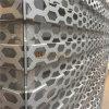 Panneaux décoratifs en aluminium perforés avec la configuration rhombique pour l'atelier d'Audi