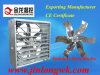 Industrielles landwirtschaftliches Fliehkraftblendenverschluss-Absaugventilator-Ventilations-Gebläse