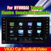 Hyundai Tucson Sonata Elantra (VHT6276)를 위한 차 DVD GPS
