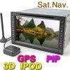 Система экрана касания дюйма HD цифров Erisin 7 автоматическая видео- с GPS и экстренный выпуск iPod для VW (ES838V)