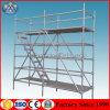 Andamios usados de la capa de Ringlock de los andamios de la construcción de edificios