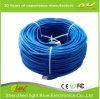Cable trenzado cobre puro de la red de UTP Cat5e 7X0.12m m