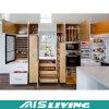 Tipo combinado muebles de las cabinas de cocina de la chapa (AIS-K323)