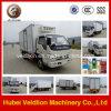 4X2 Mini 9ton Fresh Vegatable Refrigerated Truck