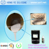 Abaixar a borracha de silicone do encolhimento para o molde concreto do selo