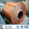 Bobina di alluminio di Coustomized con PVDF per la parete divisoria