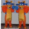 Renard Swiper o traje da mascote do Fox