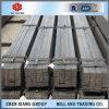 Barre en acier plate en gros de la Chine