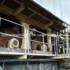 Automatischer Textilhochgeschwindigkeitskegel-Papiermaschine