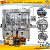 Automatischer Rum-füllende mit einer Kappe bedeckende Maschine